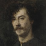 Portrait of Whistler, 1865