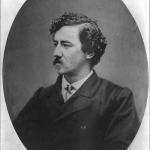 James McNeill Whistler, Half Length Portrait, 1885.