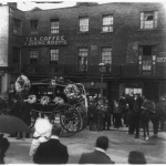 Whistler Funeral Procession