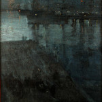 Nocturne in Blue and Gold: Valparaiso