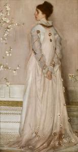 Portrait of Mrs. Frances Leyland