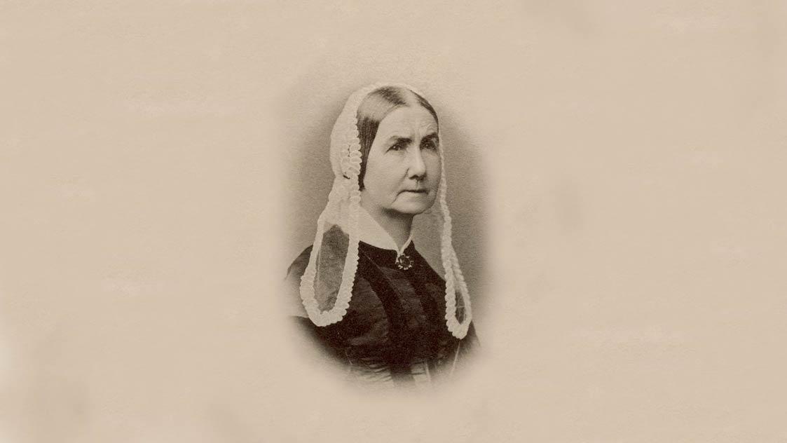 Anna McNeill Whistler, 1870, Photograph